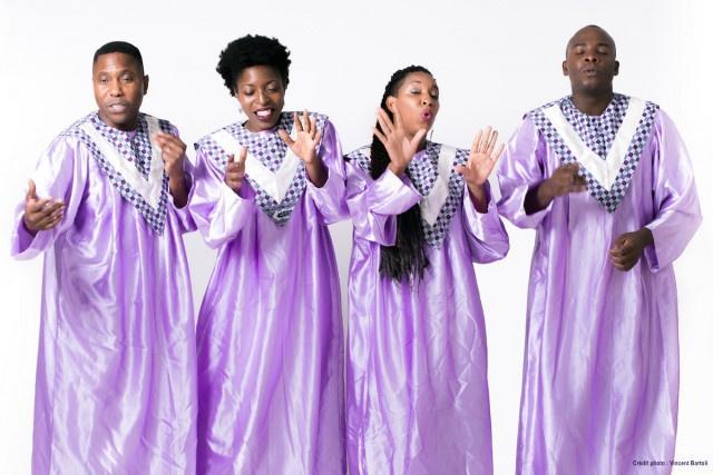 Your Gospel Team en concert à Verbier, 24 décembre 2017
