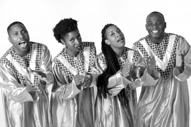 Ein Museum in den tiefen des Afroamerikanischen Gospels in Genf